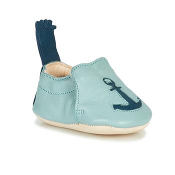 Čevlji  Otroci Nogavice Easy Peasy BLUMOO ANCRE Modra