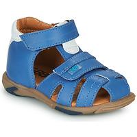 Čevlji  Dečki Sandali & Odprti čevlji GBB NUVIO Modra