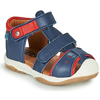 Čevlji  Dečki Sandali & Odprti čevlji GBB EUZAK Modra