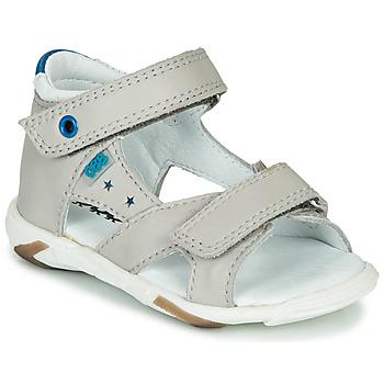 Čevlji  Dečki Sandali & Odprti čevlji GBB OBELO Siva