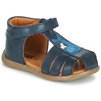 Čevlji  Dečki Sandali & Odprti čevlji GBB IROKO Modra