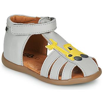Čevlji  Dečki Sandali & Odprti čevlji GBB TULIO Siva