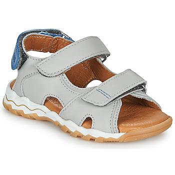 Čevlji  Dečki Sandali & Odprti čevlji GBB DIMOU Siva