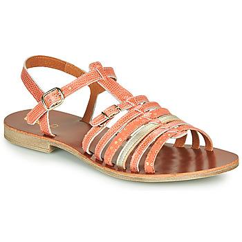 Čevlji  Deklice Sandali & Odprti čevlji GBB BANGKOK VTE CORAIL-OR DPF/COCA