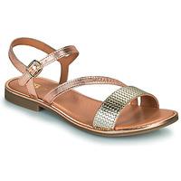 Čevlji  Deklice Sandali & Odprti čevlji GBB FANA Rožnata