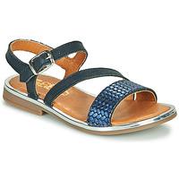 Čevlji  Deklice Sandali & Odprti čevlji GBB FANA Modra