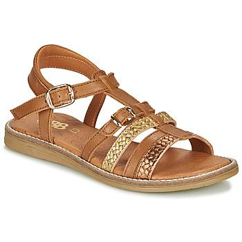 Čevlji  Deklice Sandali & Odprti čevlji GBB OLALA Kostanjeva