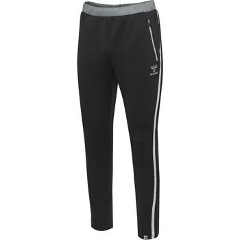 Oblačila Spodnji deli trenirke  Hummel Pantalon  hmlCIMA noir