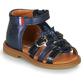 Čevlji  Deklice Sandali & Odprti čevlji GBB PAULETTE VTV MARINE DPF/2794