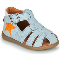 Čevlji  Dečki Sandali & Odprti čevlji GBB MARIUS Modra