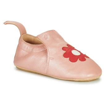 Čevlji  Otroci Nogavice Easy Peasy BLUBLU FLEURS Rožnata