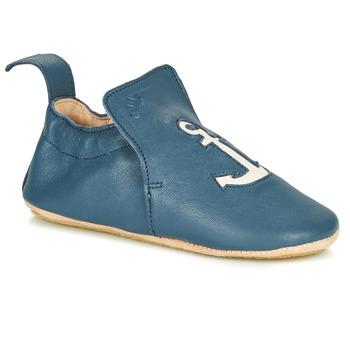 Čevlji  Otroci Nogavice Easy Peasy BLUBLU ANCRE Modra