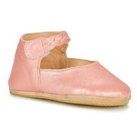 Čevlji  Deklice Nogavice Easy Peasy BLUBLU DANCE Rožnata