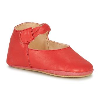 Čevlji  Deklice Nogavice Easy Peasy BLUBLU DANCE Rdeča
