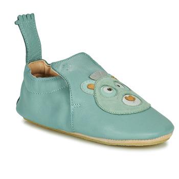 Čevlji  Otroci Nogavice Easy Peasy BLUBLU OURS Modra
