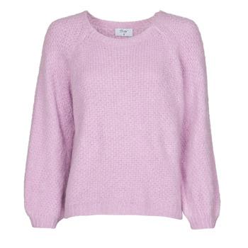 Oblačila Ženske Puloverji Betty London NELILA Vijolična
