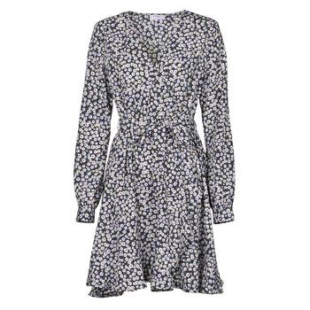Oblačila Ženske Kratke obleke Betty London NAZUR Bela