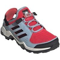 Čevlji  Otroci Pohodništvo adidas Originals Terrex Hydroterra Rdeča,Modra