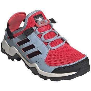 Čevlji  Otroci Pohodništvo adidas Originals Terrex Hydroterra Rdeča, Modra