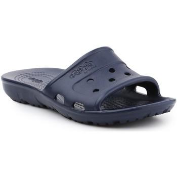 Čevlji  Natikači Crocs Jibbitz Presley Slide 202967-410 navy