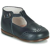 Čevlji  Deklice Balerinke Little Mary FRANCOIS Modra