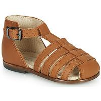 Čevlji  Deklice Sandali & Odprti čevlji Little Mary JULES Kostanjeva