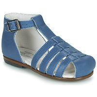 Čevlji  Deklice Sandali & Odprti čevlji Little Mary JULES Modra