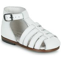 Čevlji  Deklice Sandali & Odprti čevlji Little Mary JULES Bela