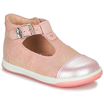 Čevlji  Deklice Balerinke Little Mary VALSEUSE Rožnata