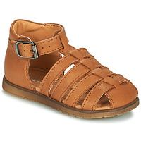 Čevlji  Dečki Sandali & Odprti čevlji Little Mary LIXY Kostanjeva