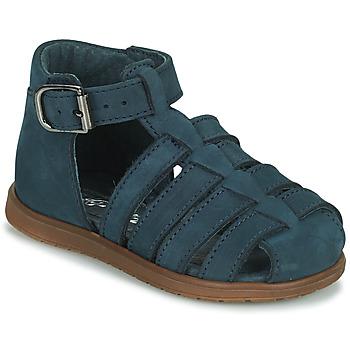 Čevlji  Dečki Sandali & Odprti čevlji Little Mary LIXY Modra
