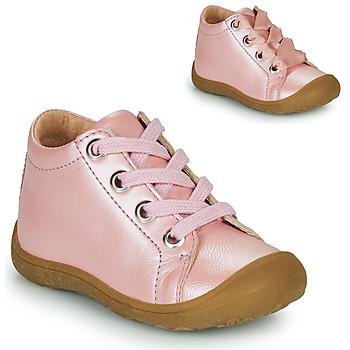 Čevlji  Otroci Visoke superge Little Mary GOOD Rožnata