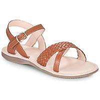 Čevlji  Deklice Sandali & Odprti čevlji Little Mary LIANE Kostanjeva