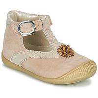 Čevlji  Deklice Sandali & Odprti čevlji Little Mary GENTIANE Bež
