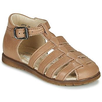 Čevlji  Otroci Sandali & Odprti čevlji Little Mary LIXY Bež