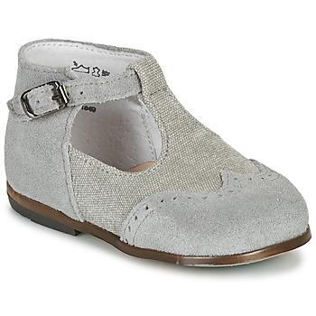 Čevlji  Dečki Sandali & Odprti čevlji Little Mary FRANCOIS Siva