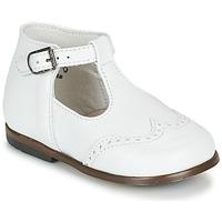 Čevlji  Otroci Sandali & Odprti čevlji Little Mary FRANCOIS Bela