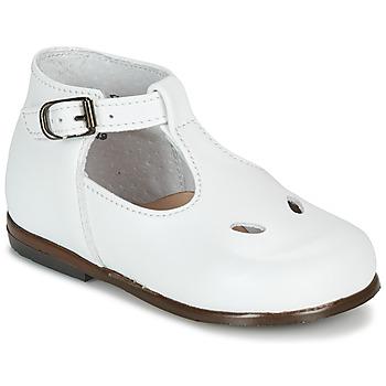 Čevlji  Dečki Sandali & Odprti čevlji Little Mary MAX Bela