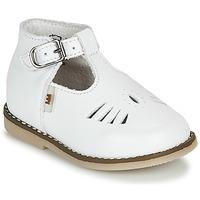 Čevlji  Otroci Sandali & Odprti čevlji Little Mary SURPRISE Bela