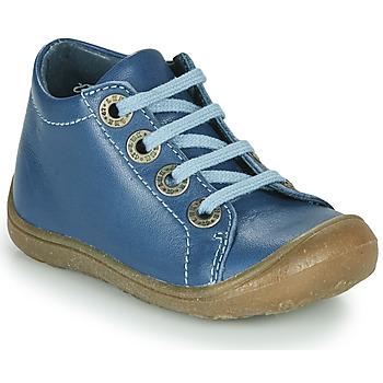 Čevlji  Otroci Visoke superge Little Mary GOOD ! Modra