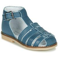 Čevlji  Otroci Sandali & Odprti čevlji Little Mary JOYEUX Modra