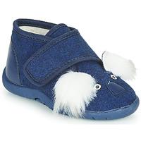 Čevlji  Otroci Nogavice Little Mary KOALAVELCRO Modra