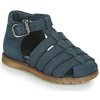 Čevlji  Otroci Sandali & Odprti čevlji Little Mary LIXY Modra