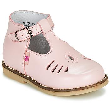 Čevlji  Otroci Sandali & Odprti čevlji Little Mary SURPRISE Rožnata