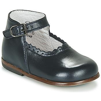 Čevlji  Deklice Sandali & Odprti čevlji Little Mary VOCALISE Modra