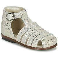 Čevlji  Deklice Sandali & Odprti čevlji Little Mary JULES Pozlačena