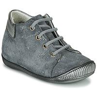Čevlji  Deklice Polškornji Little Mary FLAVIE Siva