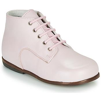 Čevlji  Deklice Polškornji Little Mary MILOTO Rožnata
