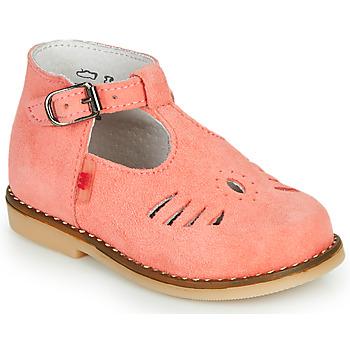 Čevlji  Deklice Sandali & Odprti čevlji Little Mary SURPRISE Rožnata