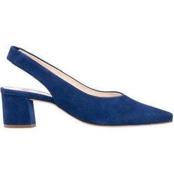 Čevlji  Ženske Salonarji Högl Urbana Blue Heels Blue